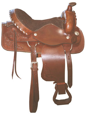 Selle Equitation Western